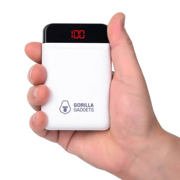 Gorilla Gadgets Portable Power Bank