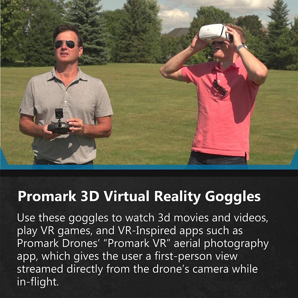 Promark Comes with VR on Amazon