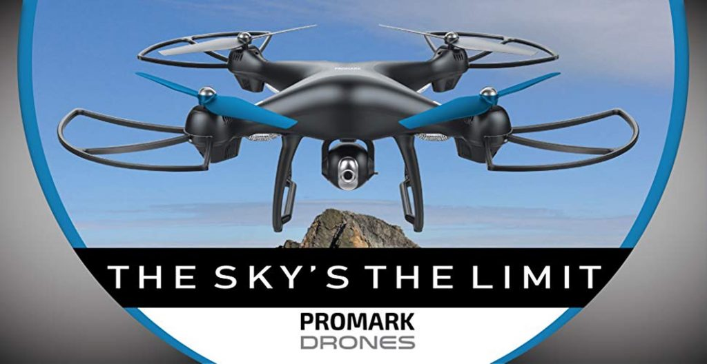 Promark Drones The Sky is the Limit