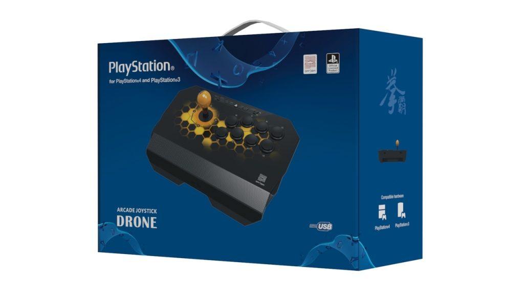 Qanba Drone Joystick Compatibility