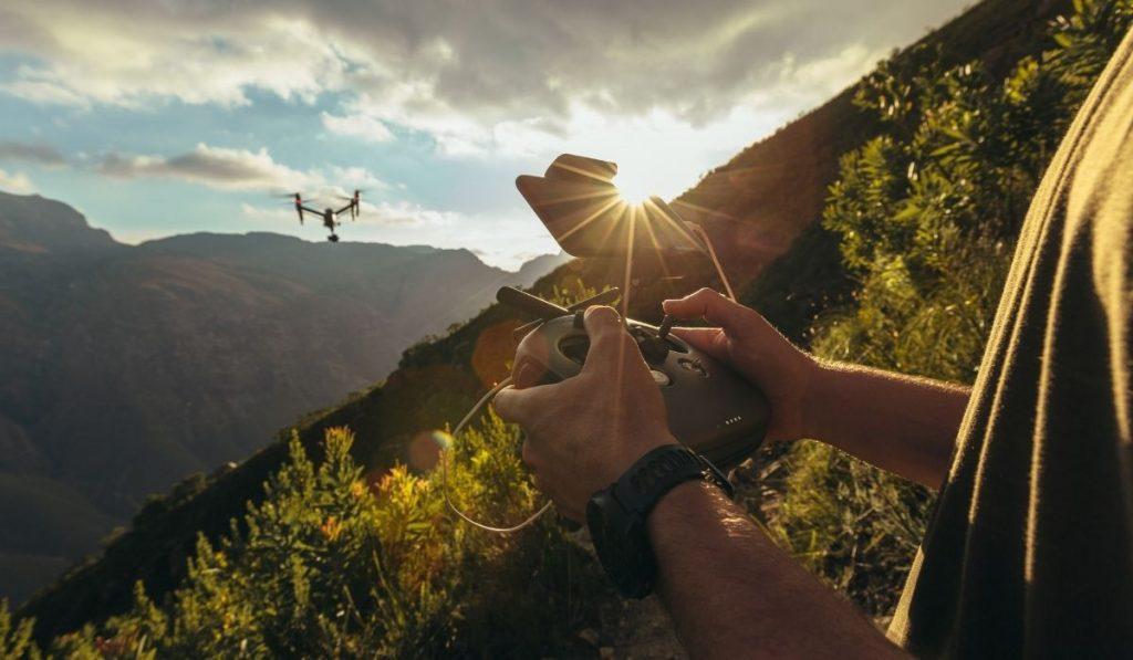 propel tilt drone review