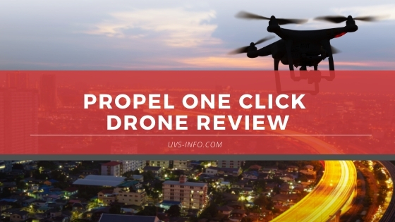 propel one drone