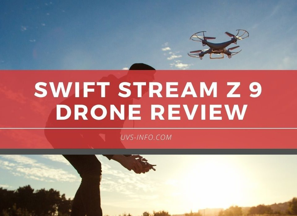 swift drone review
