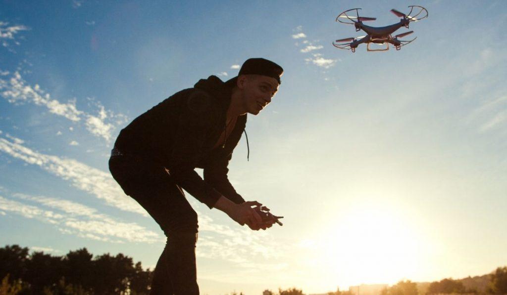 drone propeler