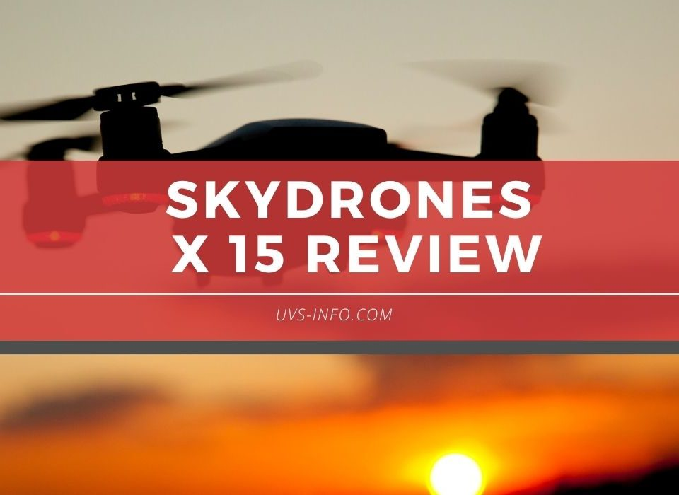 skydrone review