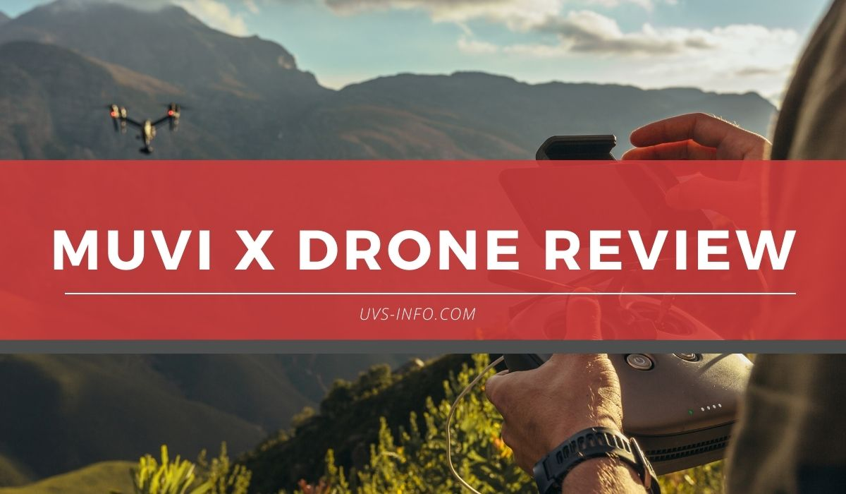 muvi x drone review