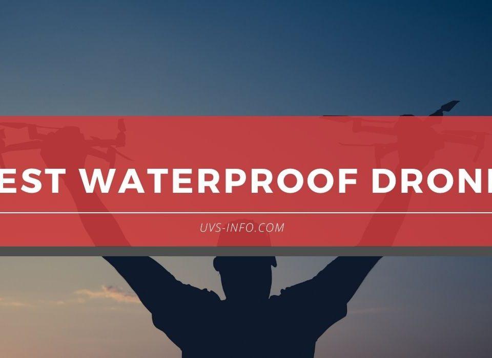 uvs-best waterproof drones