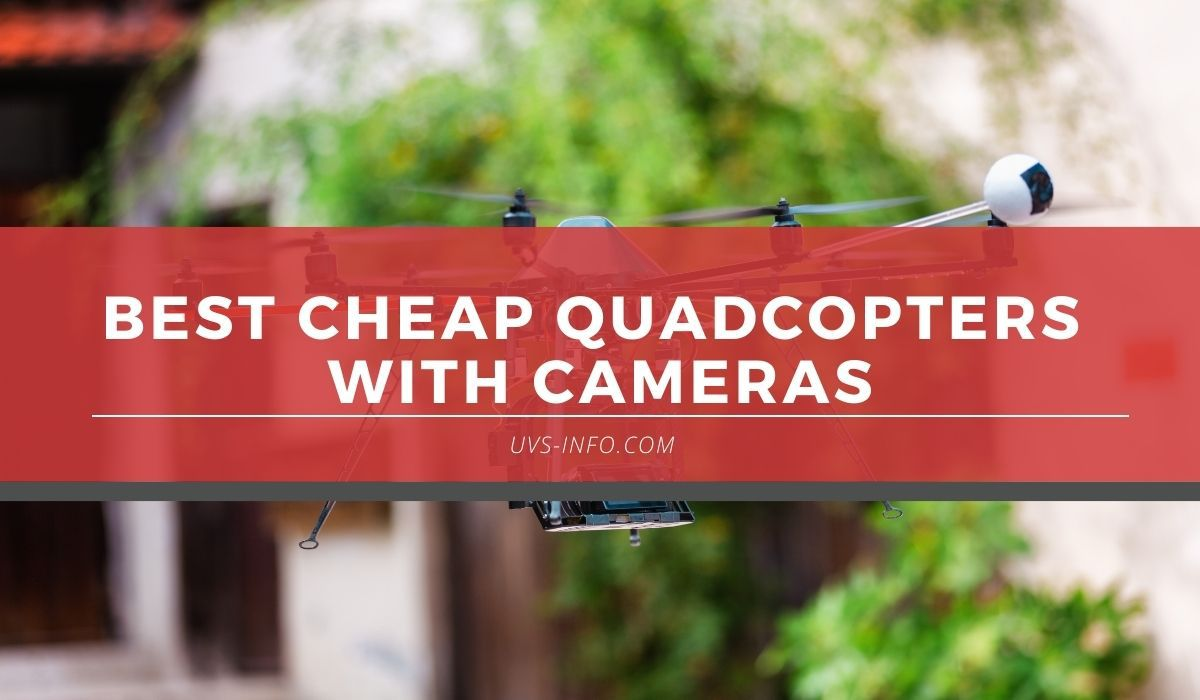 UVS-Best-cheap-quadcopters-with-camera