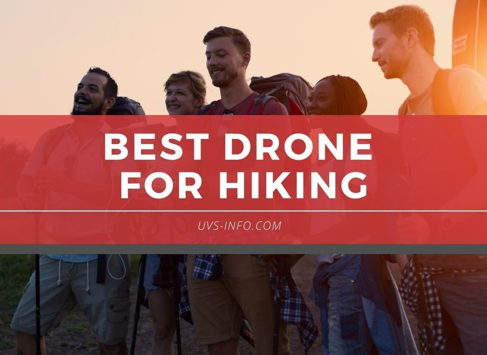 UVS-Best-drone-for-hiking