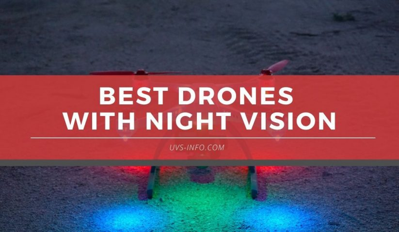 UVS-best-drones-with-night-vision