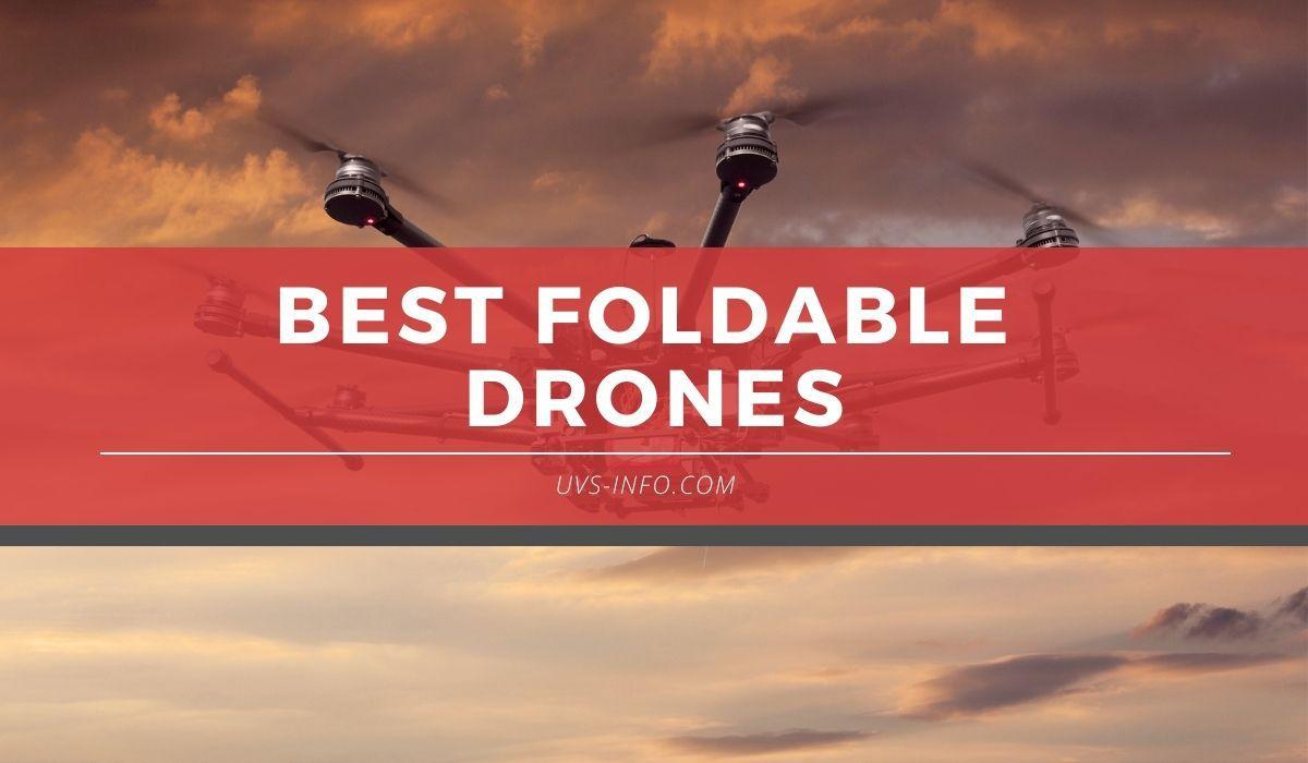 UVS-best-foldable-drones
