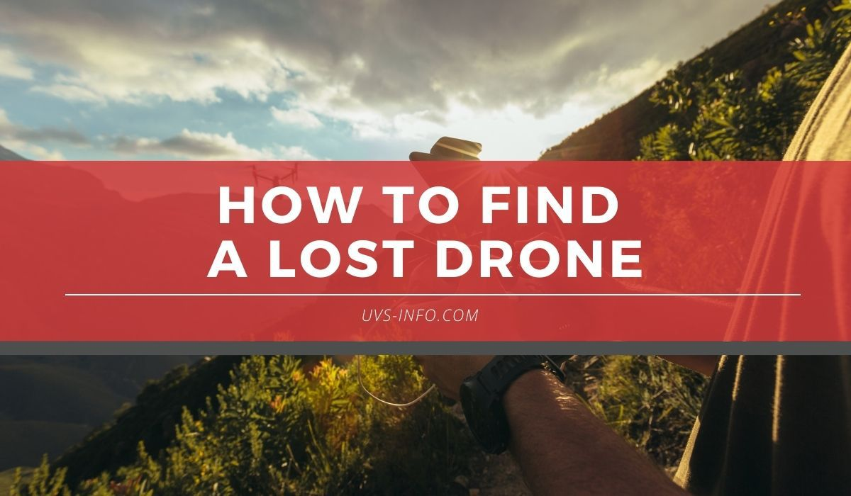 UVS-how-to-find-a-lost-drone