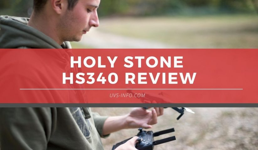 holy stone HS340 review